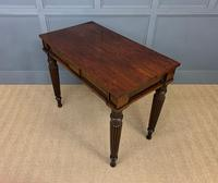 George IV Mahogany Console Table (10 of 12)