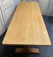Oak Farmhouse Refectory Dining Table (12 of 17)