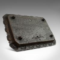 Large Antique Boot Scraper, English, Wrought Iron, Aesthetic Period c.1880 (3 of 12)
