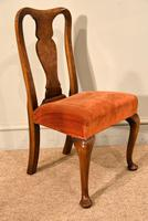 Walnut Queen Anne Style Childs Chair (2 of 5)