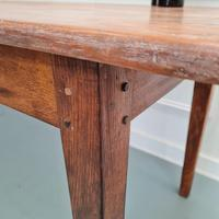 Antique French Farmhouse Table c1840 (4 of 6)