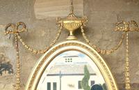 Good Pair of Regency Revival Mirrors after Robert Adam (6 of 8)