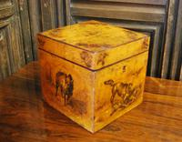 Antique French Tea Caddy Box (2 of 7)