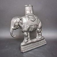 Cast Iron Elephant & Castle Doorstop (2 of 4)