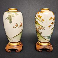 Pair of Chinese Vases on Stands (3 of 6)