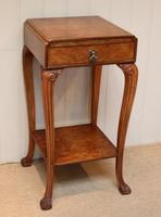 Burr Maple Occasional Table (10 of 10)