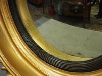 Large Regency Gilt Girandole Mirror (10 of 12)