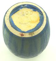 Pierrefonds : A Rare French Art Deco Pottery Crystalline Vase C. 1920's (5 of 5)