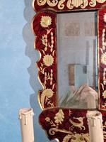 Pair of Venetian Mirrors with Applique, 1880 (3 of 9)