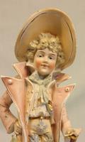 Antique Bisque Figurine of Gentleman (3 of 8)