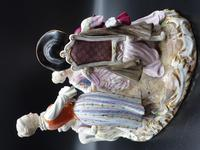 Highly Complex Late 19th Century Meissen Group of 4 Figures (5 of 5)