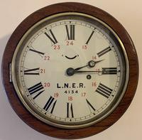 LNER Genuine Railway Clock (6 of 11)