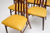 Set of 6 Danish Rosewood Dining Chairs by Niels Koefoed (7 of 12)
