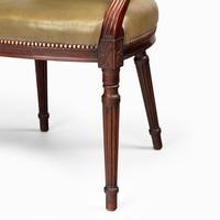 Six Edwardian Mahogany Chairs by Gill & Reigate (7 of 7)