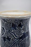 Large Chinese Phoenix Baluster Jar- Early 18th Century (6 of 10)