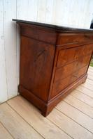 Louis Philippe  Walnut Commode (3 of 7)