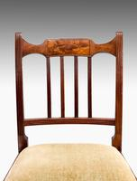 Set of Eight George III Period Dining Chairs 'Six Side Chairs plus Two Armchairs' (9 of 9)
