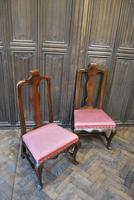 Pair of Queen Anne Period Child's Chairs (4 of 6)