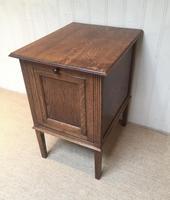 Unusual Oak Filing Cabinet (6 of 10)