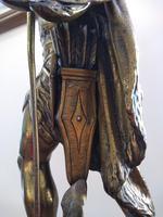 Bronze Warrior Torchere (4 of 12)