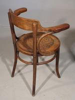 Pair of Early 20th Century Bentwood Desk Chairs (4 of 5)