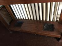 Oak Arts & Crafts / Art Nouveau Hall Stand (16 of 18)