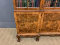 Shapland & Petter Burr Walnut Bookcase (6 of 23)