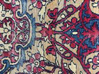 Antique Isfahan Rug (8 of 10)