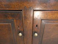 English 18th Century Oak Dresser with Spice Drawers (12 of 15)