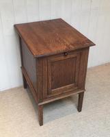 Unusual Oak Filing Cabinet (3 of 10)