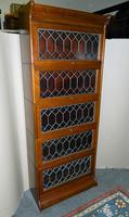 Mahogany Stacking Bookcase (3 of 6)