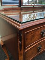 Antique Burr Walnut Dressing Table (8 of 10)