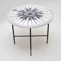 1960's Vintage Fornasetti Style Coffee Table (3 of 8)