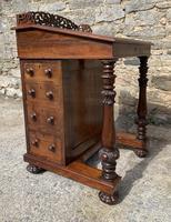 Regency Rosewood Davenport Desk (22 of 26)