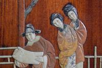 Early 20th Century Chinese Soapstone Panels (5 of 10)