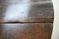 17th Century Oak Drop Leaf Table (3 of 12)
