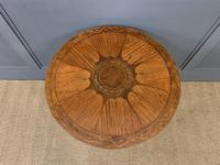 Edwardian Inlaid Satinwood Occasional Table c.1900 (4 of 10)