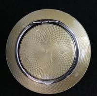 George V Silver & Enamel Compact (6 of 7)