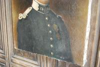 Oil Painting of a WW1 French Officer in Uniform (4 of 6)
