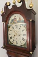 Eight Day Scottish Longcase Clock, Fantastic Condition (3 of 12)