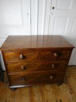 English 19th Century Chest of Drawers (3 of 10)