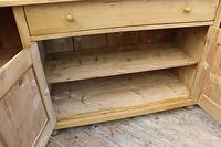Big! Old 2m Pine Dresser Base / Sideboard / Cupboard / TV Stand - We Deliver! (11 of 13)