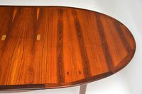 1960's Danish Rosewood Extending Dining Table (4 of 11)