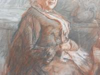 Victorian pastel portrait of grand mam artist Dodd (Free shipping to Mainland England) (4 of 10)