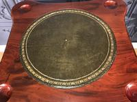 Victorian Walnut Games Card  Table (10 of 11)