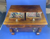 Victorian Miniature Mahogany Scotch Chest of  Drawers (8 of 16)