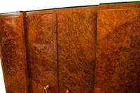 Stunning Epstein Art Deco Amboyna And Walnut Tall Boy Linen Chest (2 of 11)