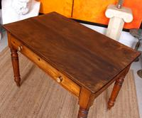 Desk Writing Table Victorian Pine (3 of 9)