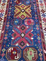 Antique Caucasian Talish Long Rug (4 of 10)