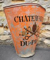 Vintage French Grape Hod Chateauneuf Du Pape (3 of 8)